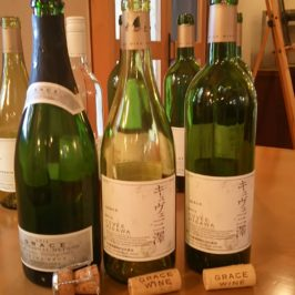 グレイスワインメーカーズディナーのワインが決定‼