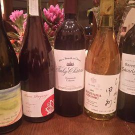 年末ブッフェワイン会のご案内!