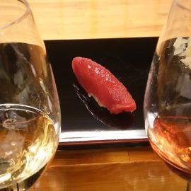 第4回寿司とシャンパーニュを楽しむ会終了のお知らせ。