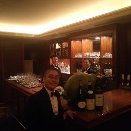 アピシウスシェフソムリエ・情野博之氏をお招きして、チリ・アルゼンチンワインアンバサダーディナー開催!